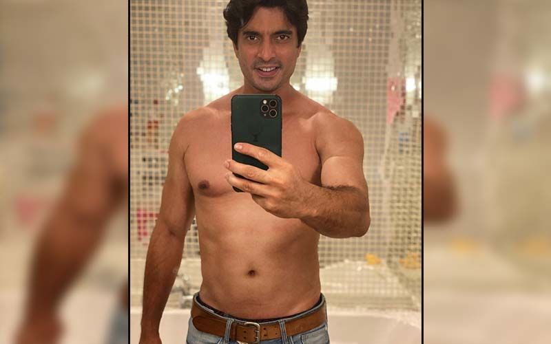 Gashmeer Mahajani Pledges To Fitness Transformation After Recovery From His Back Injury