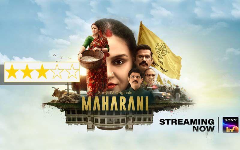 Maharani Review: Rabri Devi's Saga Featuring Huma Qureshi Gets An Outrageous But Interesting Spin