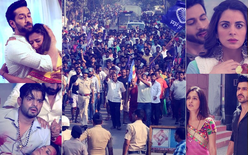 Maharashtra Bandh Disrupts Shoot Of Popular TV Shows Ishqbaaz, Kundali Bhagya, Ye Hai Mohabbatein, Sasural Simar Ka