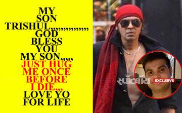 मरने से पहले अपने बेटे को गले लगाना चाहते थे महेश आनंद, फेसबुक पर तड़प दिखाते थे