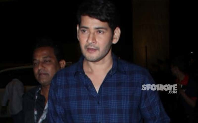 Mahesh Babu Under Self-Isolation As A Precautionary Measure After Personal Stylist Tests Positive For Covid-19
