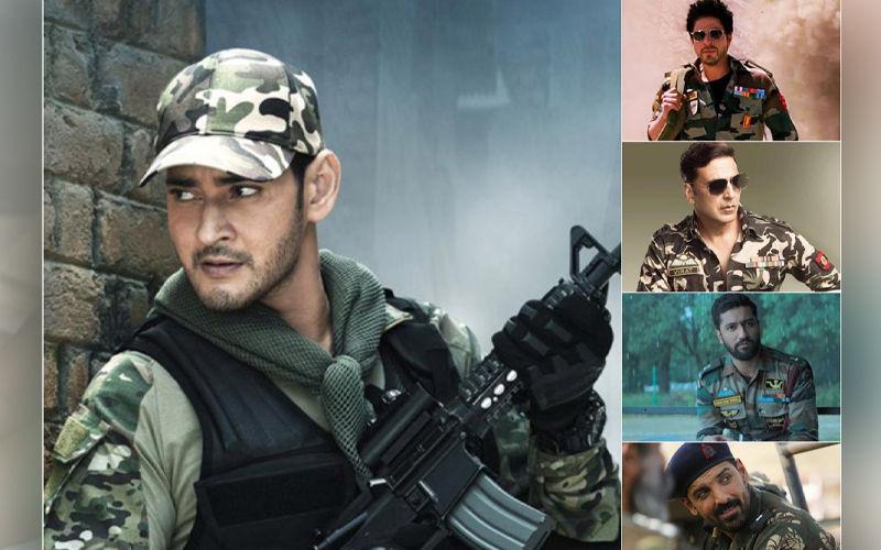 Mahesh Babu, Vicky Kaushal, Shah Rukh Khan, Akshay Kumar And Others Who Nailed The Military Look