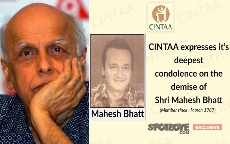 Filmmaker Mahesh Bhatt's Death Rumours Fly, It's A Mix-Up With Another Mahesh Bhatt!- EXCLUSIVE