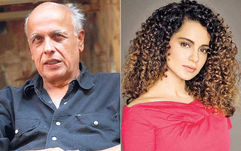 "Mahesh Bhatt On ""Chappal Flinging"" Controversy: ""Kangana Is Bacchi, Will Never Say Anything Against Her Till I Die"""