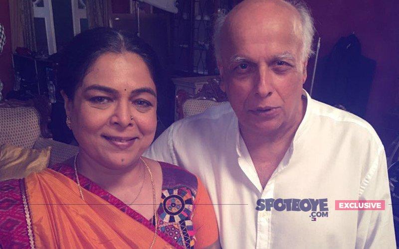 Mahesh Bhatt: Reema Lagoo Had Said Bye To Her Career When I Convinced Her To Do Naamkarann