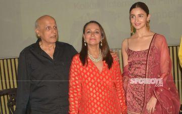 Alia Bhatt's Father Mahesh Bhatt Is Doing Fine; Filmmaker's Family Dismisses Rumours Of Being Hospitalised - Reports