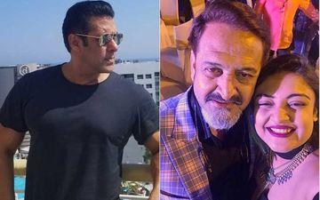 Salman Khan To Launch Close Friend Mahesh Manjrekar's Daughter Ashwami