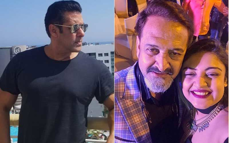 Salman Khan To Launch Close Friend Mahesh Manjrekar's Daughter Ashwami