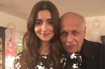 परंपरा से उलट फादर्स दे पर महेश भट्ट ने अपनी बेटियों से कहा- Thank You