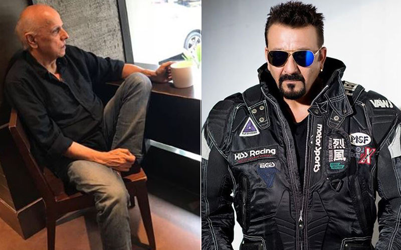Happy Birthday Sanjay Dutt: Mahesh Bhatt Takes A Trip Down Memory Lane And Writes An Emotional Letter For The Birthday Boy