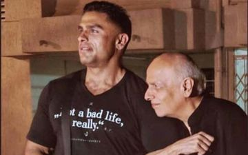When Mahesh Bhatt's Son Rahul Bhatt Said, 'My Father Treated Me Like A Bast-rd' While Opening Up On His Relationship With The Filmmaker