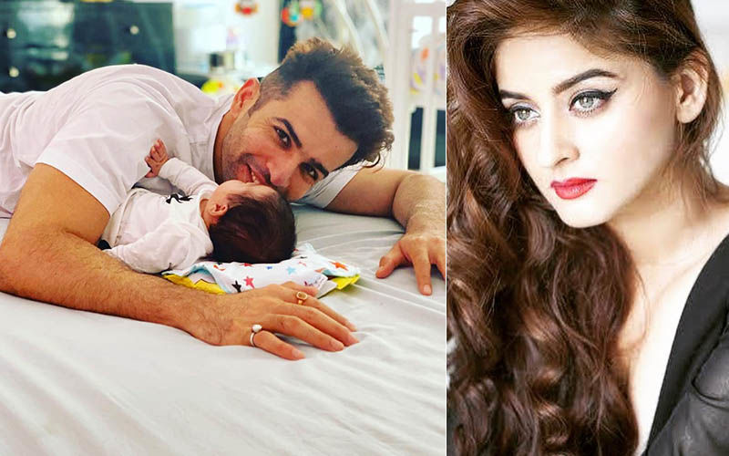 Jay Bhanushali Shares An Adorable 'Father-Daughter Early Morning Play' Picture, Mahhi Vij Has A Problem With It