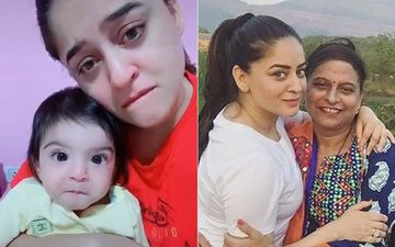 Mahhi Vij Breaks Down As She Remembers Her Mother In Latest TikTok Video; 'For Her Safety Don't Want To Meet Her'- VIDEO