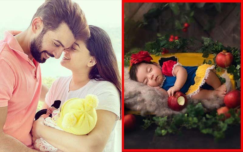 Mahhi Vij Shares FIRST PICTURE OF Daughter Tara On Jay Bhanushali's Birthday