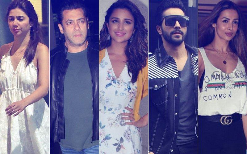 STUNNER OR BUMMER: Mahira Khan, Salman Khan, Parineeti Chopra, Varun Dhawan Or Malaika Arora?