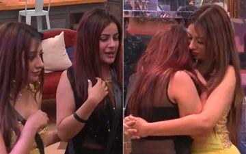 Bigg Boss 13: Mahira Sharma Consoles Shehnaaz Gill As Salman Khan Calls Her 'Jealous'