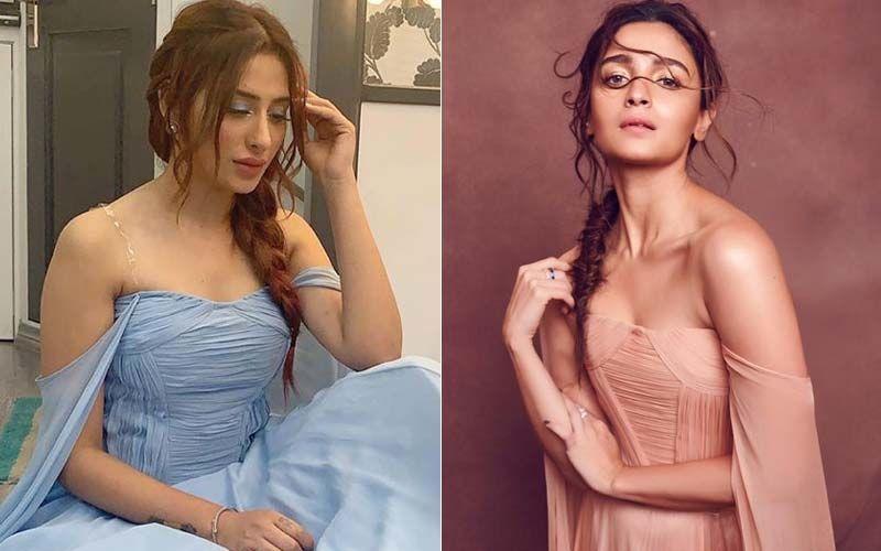 Bigg Boss 13: Mahira Sharma Opens Up On The Dress That Labelled Her 'Gareebon Ki Alia Bhatt', 'I Tried, What's The Harm?'