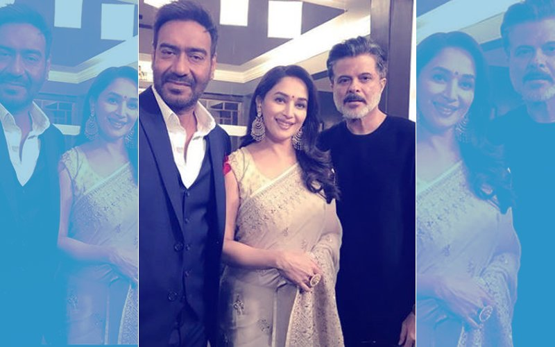 RETRO FLASHBACK: Total Dhamaal Goes On Floors, Madhuri Dixit Excited To Be Back In The 90s