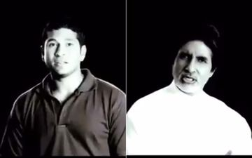 Post Silence On JNU, Amitabh Bachchan, Sachin Tendulkar's 'Main Hindustani' Video Goes Viral, Twitterati Demands New Version