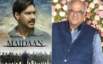 Maidaan: Ajay Devgn Starrer To Have A Theatrical Release; Producer Boney Kapoor Rubbishes Rumours of Its OTT Release
