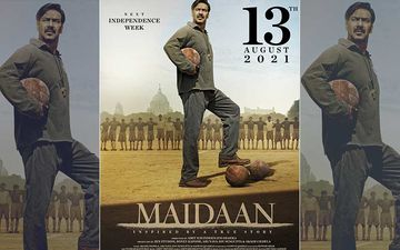 Maidaan: After Boney Kapoor Rubbishes Reports Of Its OTT Release; Ajay Devgn Starrer CONFIRMED To Release In Theatres Next Year
