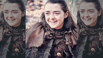 Maisie Williams AKA Arya Stark Makes A Shocking Revelation; Says GoT Makers Put Tight Strap Across Her Chest To Get A Flat Look