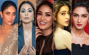 Valentine's Day 2020: Mira Rajput, Hina Khan, Sara Ali Khan, Erica Fernandes, Kareena Kapoor; Celeb Inspired Make-Up Ideas For DATE NIGHT