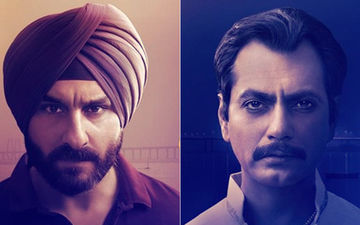 Makers Hike Saif Ali Khan And Nawazuddin Siddiqui's Fee After Sacred Games Success. Hard Work Pays Off!