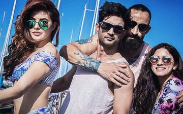 Drive Song Makhna: Sushant Singh Rajput-Jacqueline Fernandez Take You On A Sultry Joyride In This Upbeat Party Anthem