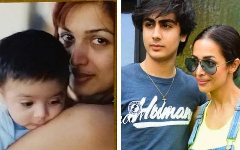 Malaika Arora And Arbaaz Khan's Son Arhaan Khan Turns 17; Actress Posts A Cho-Chweet B'Day Wish For Him