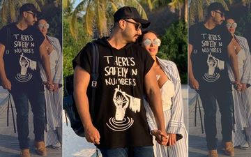 Lovebirds Malaika Arora And Arjun Kapoor Agree On Some Wise Words On Life; Share The Same Post On Social Media