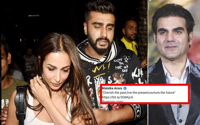 Malaika Arora Deletes 'Khan' From Instagram Handle. Marriage With Arjun Kapoor Soon?