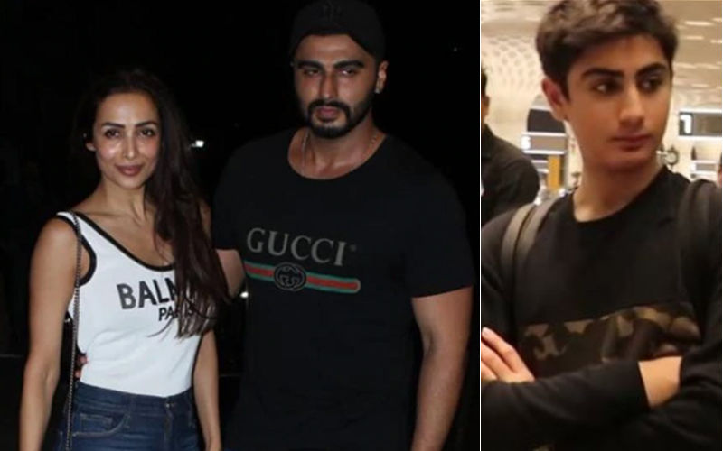 Malaika Arora Reveals How Her 16-Year-Old Son Arhaan Reacted To Her Relationship With Arjun Kapoor
