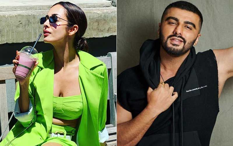 Malaika Arora's Boo Arjun Kapoor Gets A Hot New Tattoo And THIS Is What It Reads
