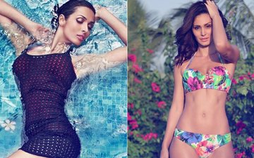 Fab Friday: Malaika Arora & Bruna Abdullah's Bikini Avatars Are Too Hot To Handle!