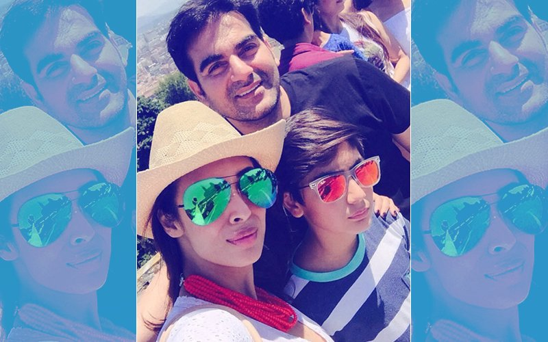 Arbaaz Khan: It's Unfortunate That My Son Had To See My Divorce From Malaika
