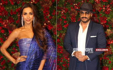 Malaika Arora-Arjun Kapoor's Planned Entry At Deepika Padukone And Ranveer Singh's Reception