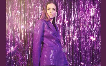 Malaika Arora In Her Glittery Pantsuit Redefines The Disco Look With Panache- SEE Pics