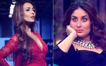 """Stop Gossiping, Kareena Kapoor,"" Says Malaika Arora"