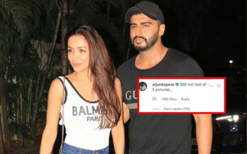 Malaika Arora Posts A 5-Step Ponytail Guide, Boyfriend Arjun Kapoor Has The Most Hilarious Reply