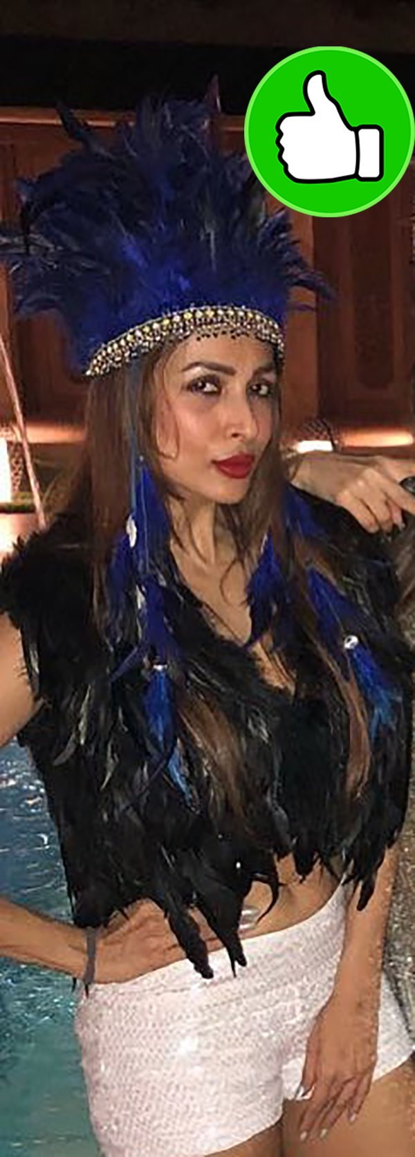 malaika arora khan looks smoking hot