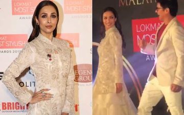 Malaika Arora Recreates Chaiyya Chaiyya; Her Steps Haven't Gone Rusty Even After 20 Years - VIDEO INSIDE