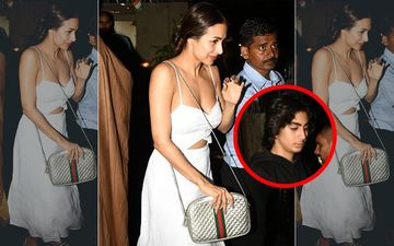 "Malaika Arora Trolled For Wearing ""Indecent Dress"" To A Dinner With Son Arhaan. But Why?"