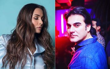 Malaika Arora Looks Miffed As Flower Vendor Sells Her Gajra Saying 'Arbaaz Ji Ki Taraf Se'
