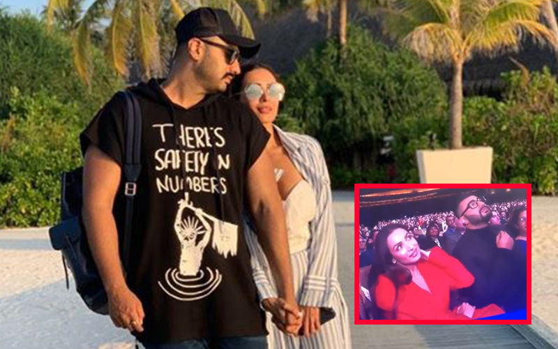 Arjun Kapoor Turns Possessive Boyfriend As He Stops Karan Tacker From Flirting With His Ladylove Malaika Arora- VIDEO