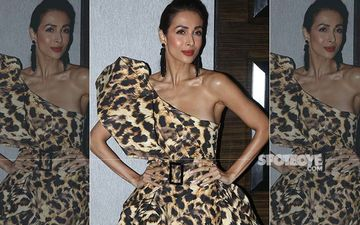 Malaika Arora Looks Like A Ray Of Sunshine As She Steps Out Of Her Residence Post COVID-19 Recovery