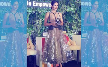 Malaika Arora Gets Trolled For Wearing 'Plastic'. Here's What She Replied...
