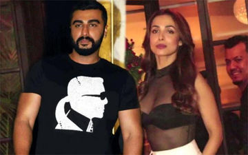 Arjun Kapoor Declares Malaika Arora Has His Heart, Quite Literally!