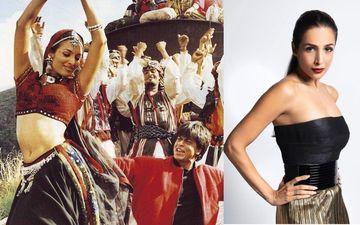 सालों बाद मलाइका अरोड़ा ने किया खुलासा, 'छैया छैया' गाने की शूटिंग के दौरान खून से लतपत हो गयी थी