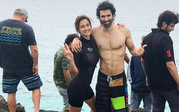 Disha Patani And Aditya Roy Kapur To Perform A Steamy Underwater Kiss In Malang; Here's How They Are Training For It